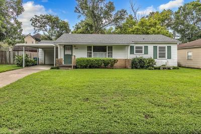 Navasota Single Family Home For Sale: 1212 Kettler St