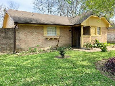 Single Family Home For Sale: 11034 Spottswood Drive