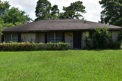 Baytown Single Family Home For Sale: 1717 Missouri