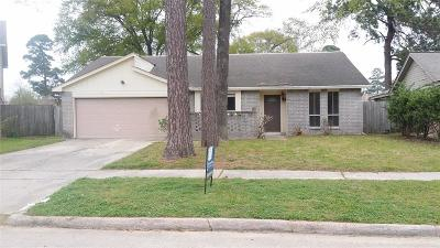 Humble Single Family Home For Sale: 6907 Foxhurst Lane