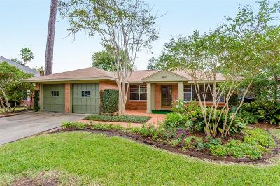 Oak Forest Single Family Home For Sale: 1850 Latexo Drive