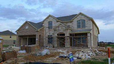 Single Family Home For Sale: 15319 Travis Falls