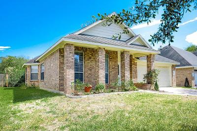Tomball Single Family Home For Sale: 22906 Still Pond Drive