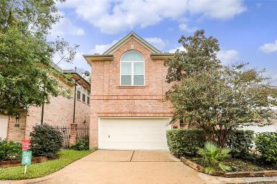 Houston Single Family Home For Sale: 1211 St Johns Woods Street
