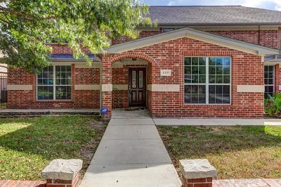 Houston Single Family Home For Sale: 4319 Woodvalley Drive