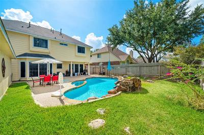 Katy Single Family Home For Sale: 6335 Old Glory Drive