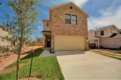 Houston TX Single Family Home For Sale: $185,990