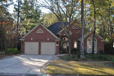 The Woodlands Single Family Home For Sale: 51 S Bristol Oak Circle