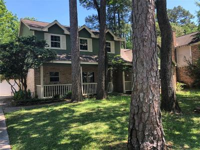 The Woodlands Single Family Home For Sale: 57 Towering Pines Drive