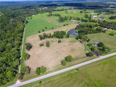Willis Farm & Ranch For Sale: 11784 Shepard Hill Road