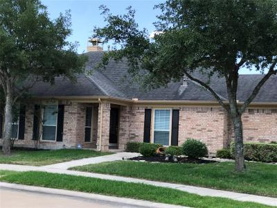 Katy TX Single Family Home For Sale: $295,000