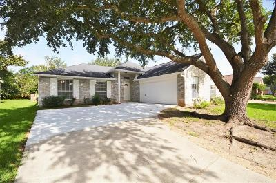 Pearland Single Family Home For Sale: 810 Maple Branch Lane