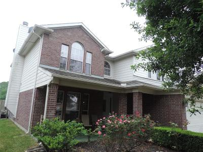 Missouri City Single Family Home For Sale: 1951 Tower Bell