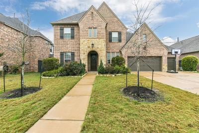 Richmond Single Family Home For Sale: 3519 Cotton Farms Drive