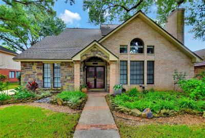 Galveston County, Harris County Single Family Home For Sale: 12410 Millvan Drive