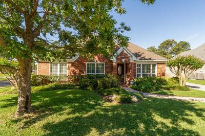 Single Family Home For Sale: 7723 Colony Point Court