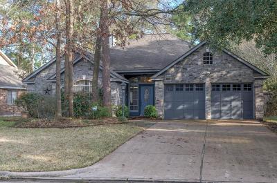 Kingwood Single Family Home For Sale: 3026 Creek Manor Drive