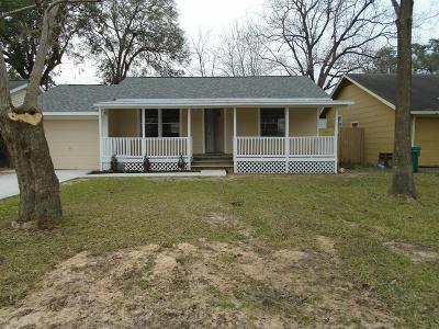 Pasadena Single Family Home For Sale: 607 Live Oak Street