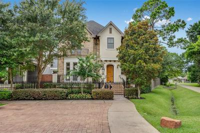 Houston Single Family Home For Sale: 633 Arlington Street