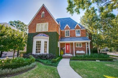 Houston Single Family Home For Sale: 2175 Dryden Road