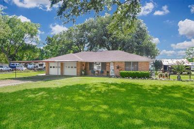 Rosenberg Single Family Home For Sale: 4634 Highway 36 S