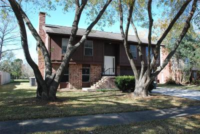 Friendswood Single Family Home For Sale: 424 E Castle Harbour Drive
