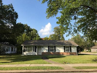 Bellaire Single Family Home For Sale: 4600 Mimosa Drive
