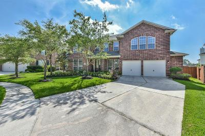 Summerwood Single Family Home For Sale: 13706 Breezy Meadow Court