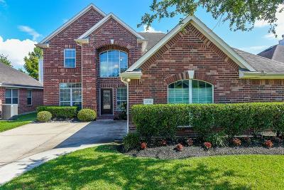 Deer Park Single Family Home For Sale: 2138 Robinwood Drive