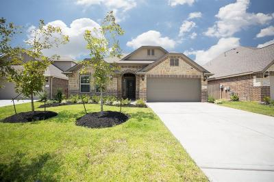 Conroe Single Family Home For Sale: 1608 Breezewood Drive