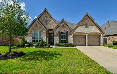 Katy Single Family Home For Sale: 23506 Bracino Lake Drive