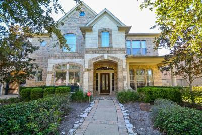 Sugar Land Single Family Home For Sale: 7910 Emerald Haven Drive
