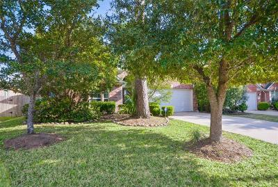 Houston Single Family Home For Sale: 13714 Parkers Cove Court