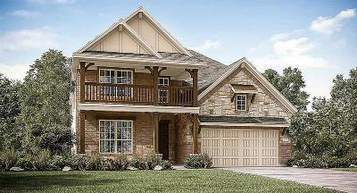 Fulshear Single Family Home For Sale: 28307 Calm Brook Lane