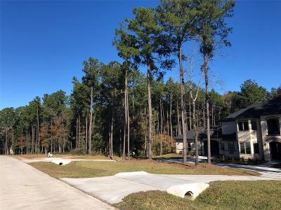 Conroe Residential Lots & Land For Sale: 9610 Longmire Monterrey Court