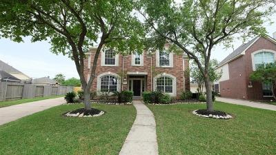 Sugar Land Single Family Home For Sale: 4607 Plato Park Drive