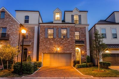 The Woodlands Single Family Home For Sale: 58 Wooded Park