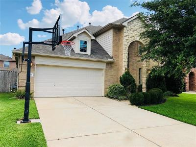 Katy Single Family Home For Sale: 6325 S Fawnlake Drive