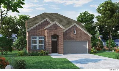 Brookshire Single Family Home For Sale: 2719 Blue Mist