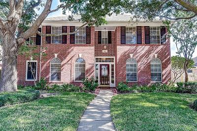 Katy Single Family Home For Sale: 1811 Greenway Village Drive