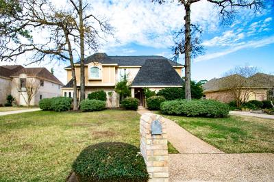 Single Family Home For Sale: 12402 Knobcrest Drive