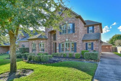 League City Single Family Home For Sale: 2109 Belcara View