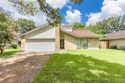 League City Single Family Home For Sale: 5912 Wildfire Street