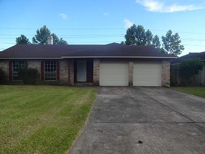 Humble Single Family Home For Sale: 7706 Audubon Forest