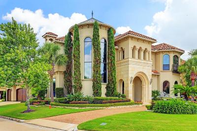 Houston Single Family Home For Sale: 11910 Portofino