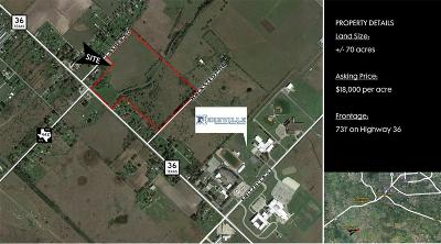 Residential Lots & Land For Sale: Hwy 36