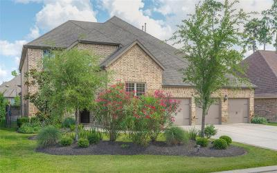 The Woodlands Single Family Home For Sale: 62 N Bacopa Drive