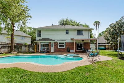 Sugar Land Single Family Home For Sale: 206 S Meadows Court
