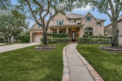 Sugar Land Single Family Home For Sale: 6 Foxworth Court