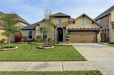 Cypress Single Family Home For Sale: 11130 Crossview Timbers Drive